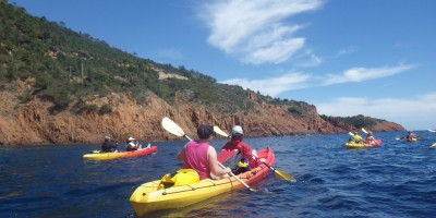 Location kayak cannes, Nice, Antibes